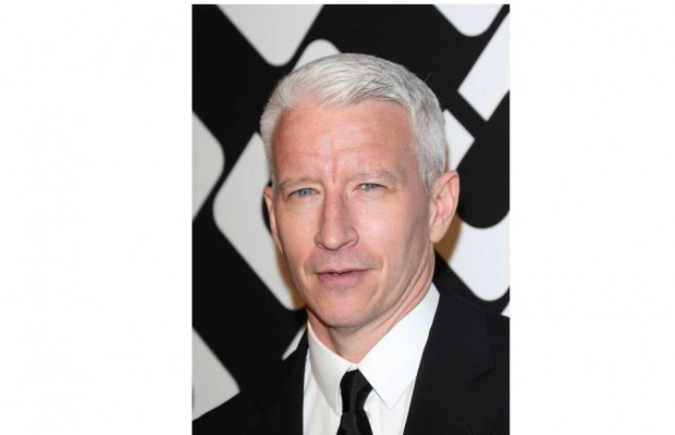 Don't cry in front of Anderson Cooper