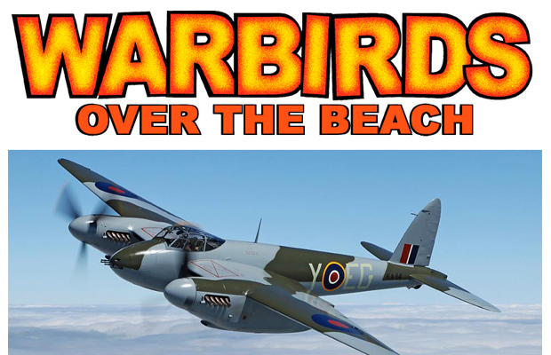 2014 Warbirds Over The Beach