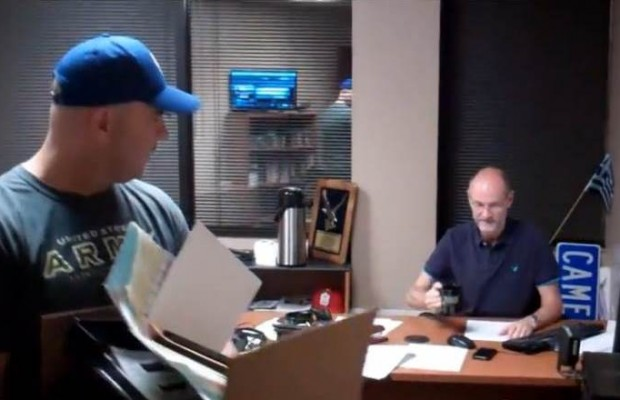 Video: That awkward moment when Rod moves out of Rumble's Office