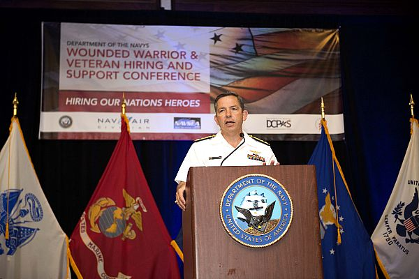 Employers Learn Benefits of Hiring Wounded Warriors and Veterans