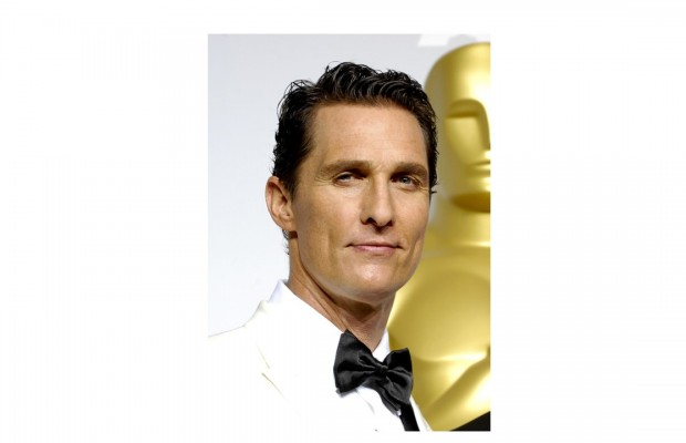 You could own Matthew McConaughey's Soul
