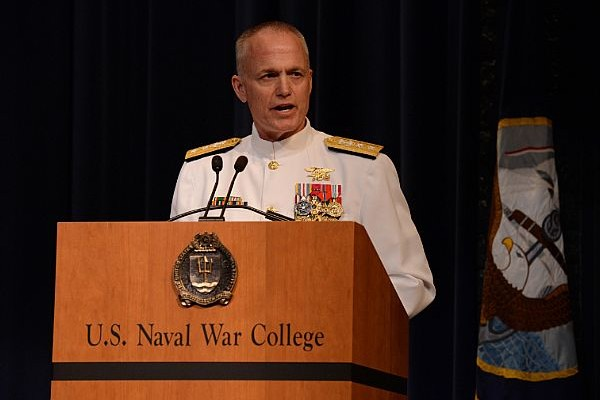 First SEAL Takes Helm as Naval War College President