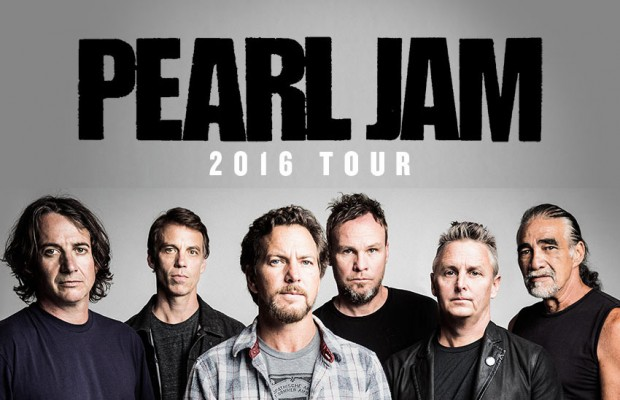 Pearl Jam at the Hampton Coliseum | WNOR FM99